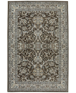 Pet Friendly Euphoria Newbridge Brown Rug stain resistant pet proof dog cat proof urine smartstrand karastan area rug online affordable