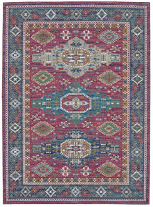 pet friendly rugs stain resistant pet pee proof area rugs karastan meraki meridian fuchsia