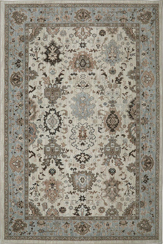 Pet Friendly Euphoria Adare Cream Rug stain resistant stain proof area rug online karastan pet rug