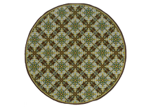 Pet Friendly Caspian 1005D Rug oriental weavers stain proof outdoor area rug