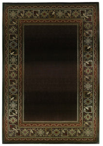 Pet Friendly Generations 3436B Rug oriental weavers area rug online affordable stain resistant traditional