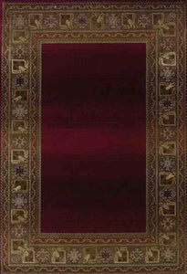 Pet Friendly Generations 3436R Rug oriental weavers area rug online affordable