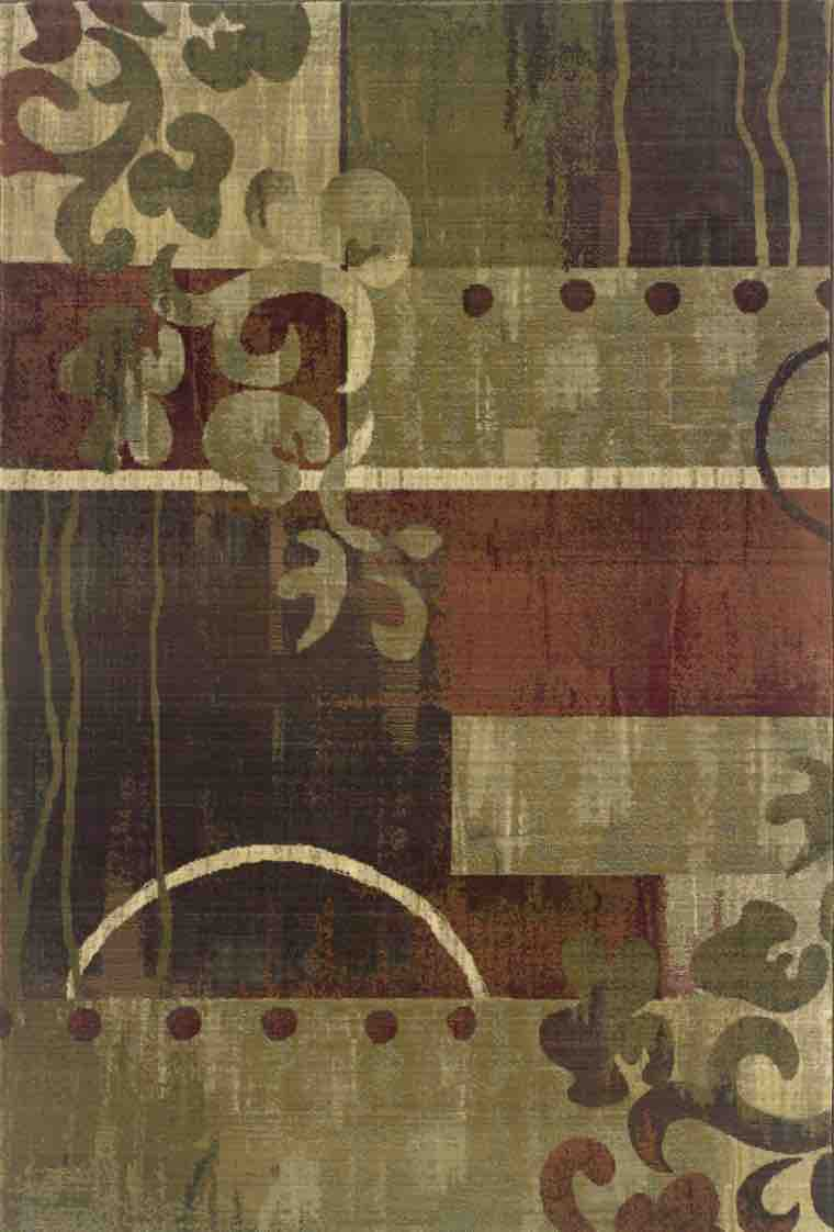 Pet Friendly Generations 8007A Rug oriental weavers area rug stain proof