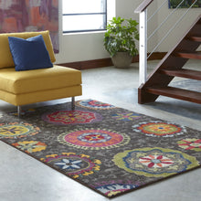Pet Friendly Kaleidoscope 1333n Rug oriental weavers