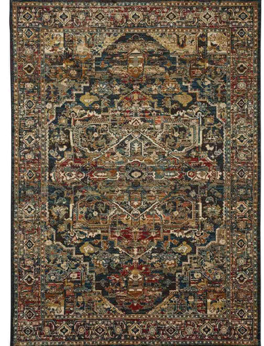 Pet Friendly Spice Market Alcantara Sapphire Rug karastan rugs online good for pets dogs cats affordable traditional area rug