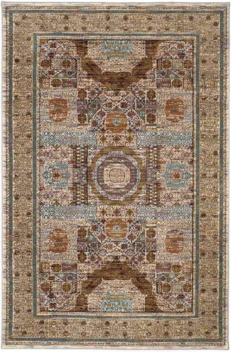 Pet Friendly Spice Market Cyprus Cream Rug pet proof stain proof dog cat urine proof area rug karastan affordable traditional rug