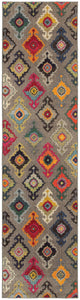Pet Friendly Kaleidoscope 5990e Rug oriental weavers stain resistant area rug