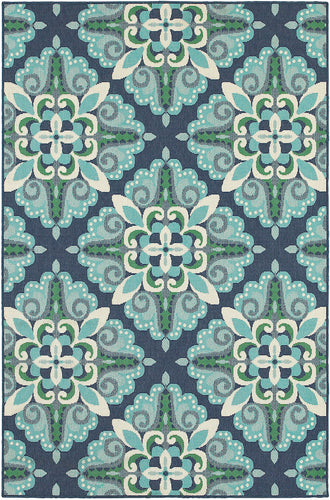 Pet Friendly Meridian 2206b Rug oriental weavers indoor outdoor area rug