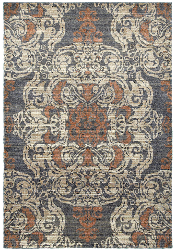 Pet Friendly Pasha 8022k Rug oriental weavers stain resistant area rug pet proof dog proof cat proof