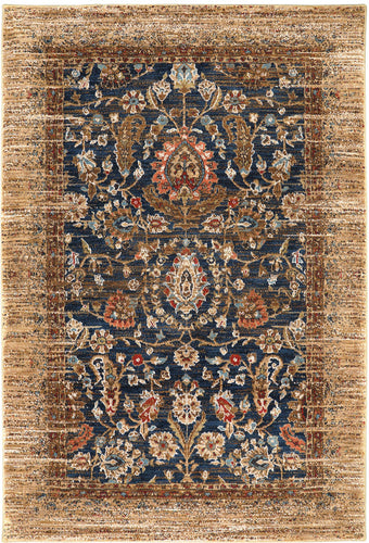 Pet Friendly Spice Market Charax Gold Rug stain resistant pet rug traditional karastan area rug