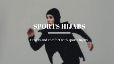 Combine fitness and comfort with Sports Hijabs