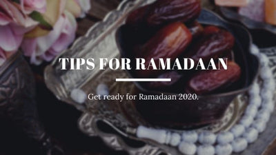 7 Tips To Help You Prepare For Ramadaan
