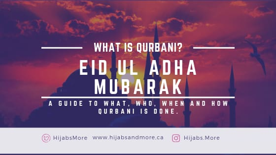 Eid Ul Adha - A detailed guide about Qurbani - Who, What and