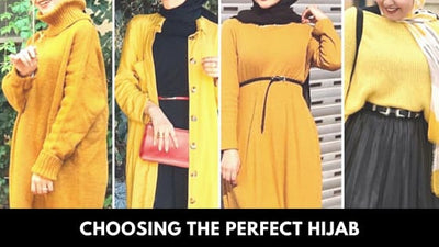 A Guide to Choosing the Perfect Hijaab