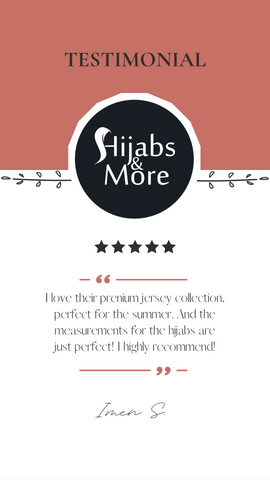 customer reviews for Hijabs&More