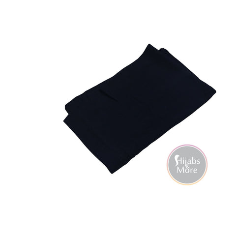 NAVY BLUE Cotton Underscarf (Undercap) - Cotton Underscarf - Best Hijabs Canada - Free Shipping & Returns