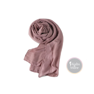 BLUSH PINK Solid Viscose