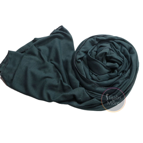 EMERALD GREEN Modal Hijab