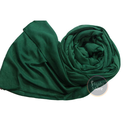 FOREST GREEN Modal Hijab