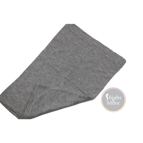 GREY Cotton Underscarf (Hijab Cap)