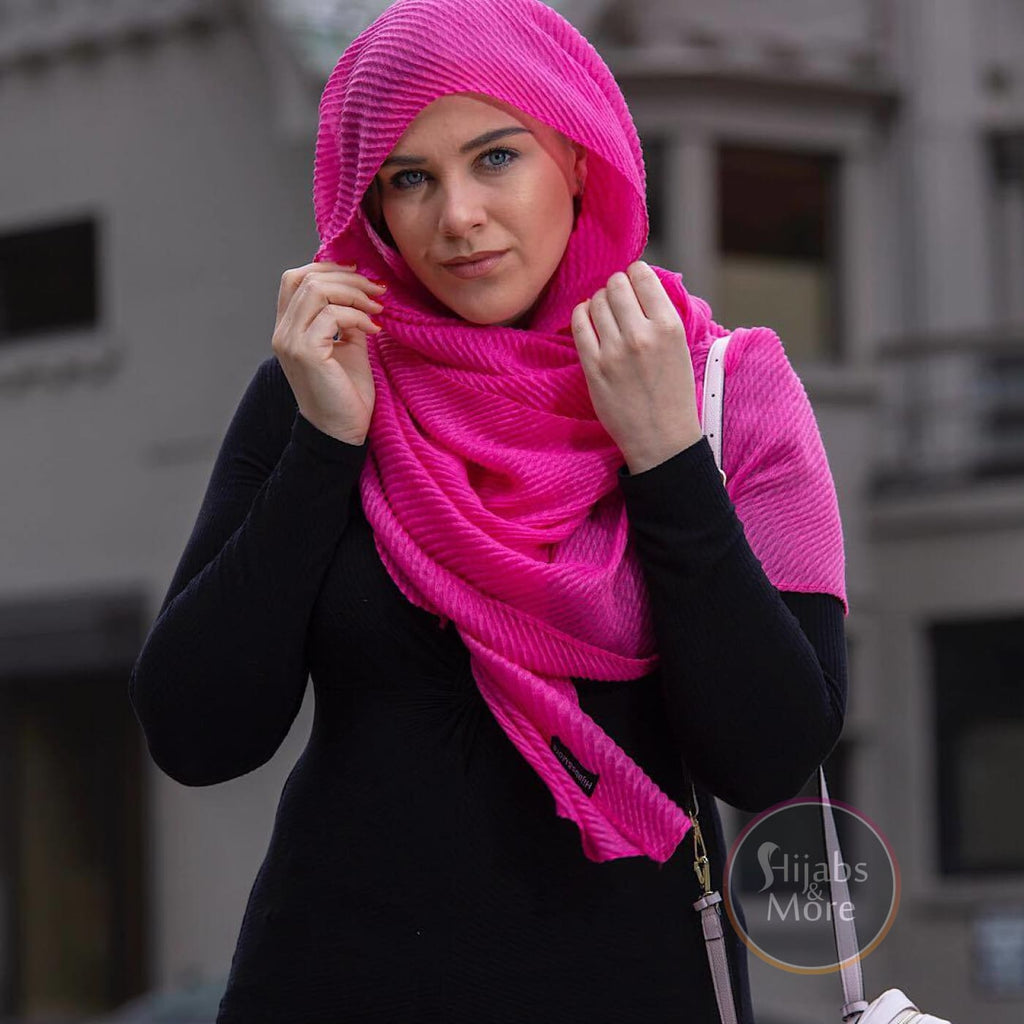 HOT PINK Premium Cotton