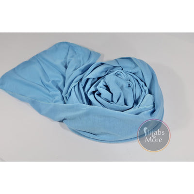 LIGHT BLUE Instant Hijab