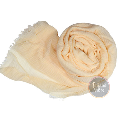 LIGHT PEACH Ripple Cotton