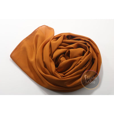 ORANGE Premium Chiffon