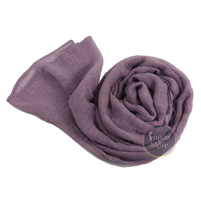 PURPLE Plain Rayon