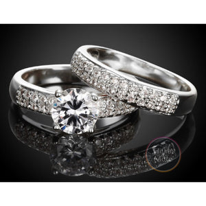Ring Set 2 pcs - 6