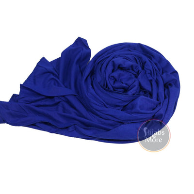 ROYAL BLUE Premium Jersey - Hijabs