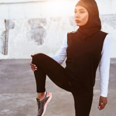 Sports Hijabs from Hijabs&More