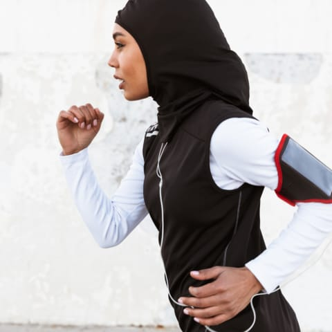 Sports Hijabs from Hijabs&More 5