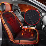 Andrew 2 Minutes Heating Up Car Seat Cushion (BLACK FRIDAY Promotion)