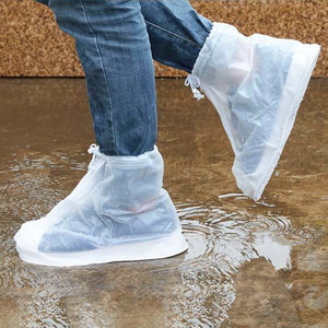 WATERPROOF JACKET SHOES COVER  KEEP YOUR SHOES DRY AND CLEAN!