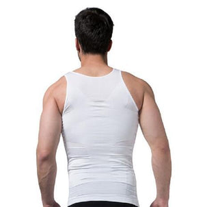 THE ULTIMATE MEN'S SLIMMING BODY VEST(Buy 1 Save 20 USD,Buy 2 Save 40 USD+10%OFF+Free Shipping)