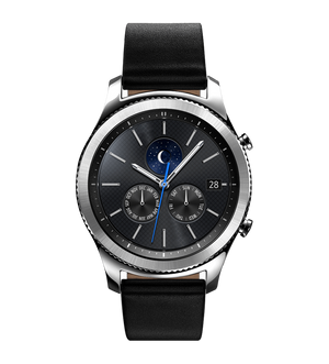 Radiance A3 Smartwatch (Bluetooth) - Classic