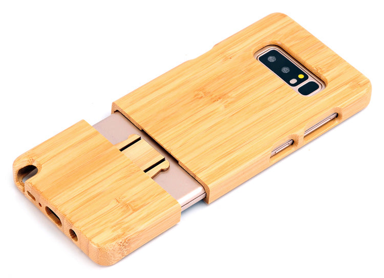 made from real wood