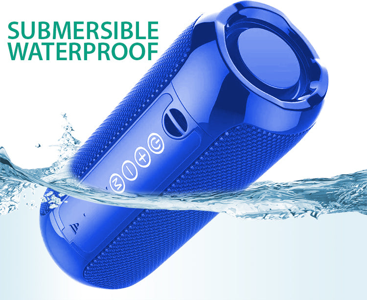 submersible waterproof speaker
