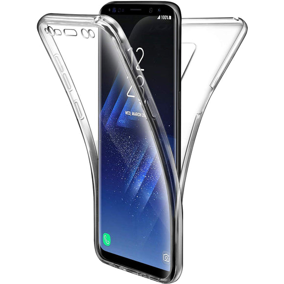 Samsung 360° Clear Case Full Body - savesummit.com