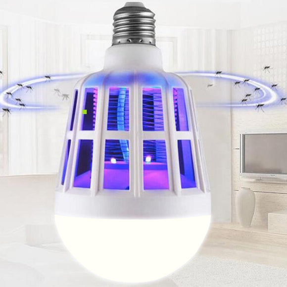 Bug Zapper LED Light Bulb - savesummit.com