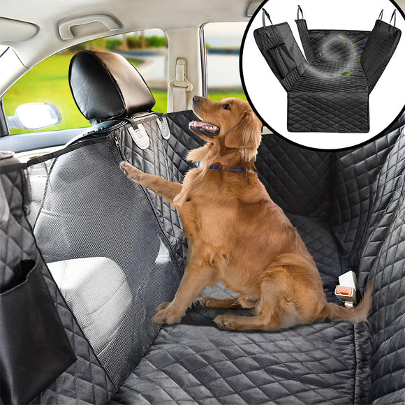 Dog Back Car Seat Cover Waterproof