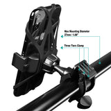 Bike Bicycle Motorcycle Handlebar Phone Holder - savesummit.com