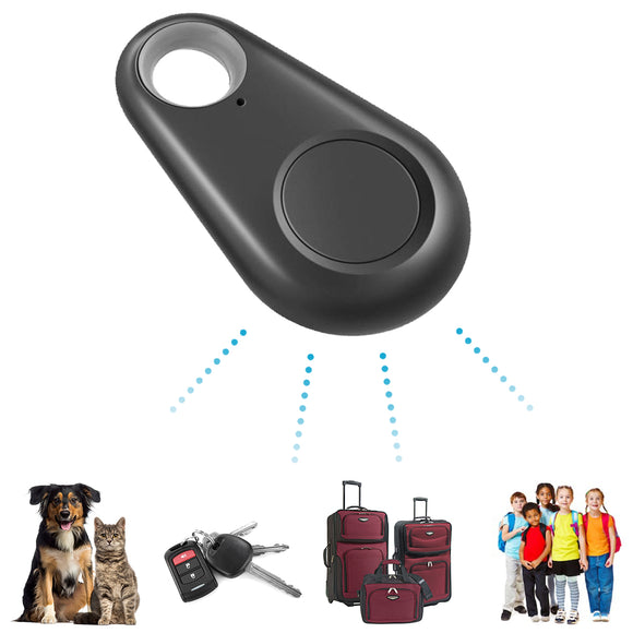 Mini Personal GPS Tracker Kids Pet Dog Wallet Keys - savesummit.com