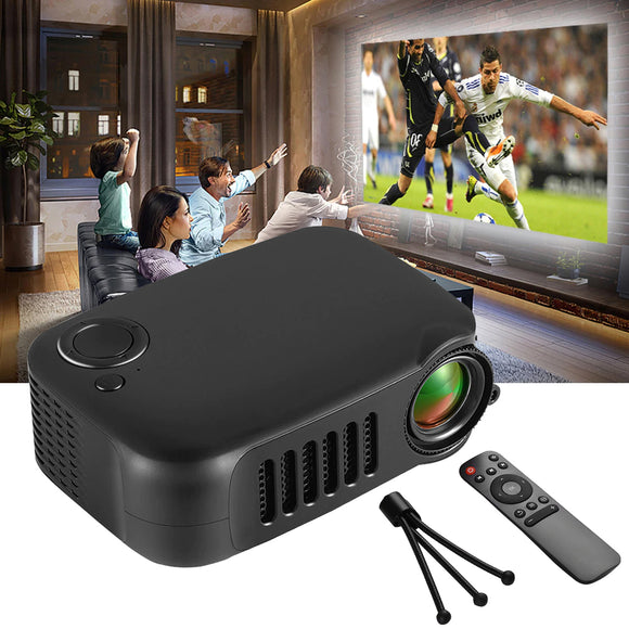1080P Mini Portable Phone Projector - savesummit.com