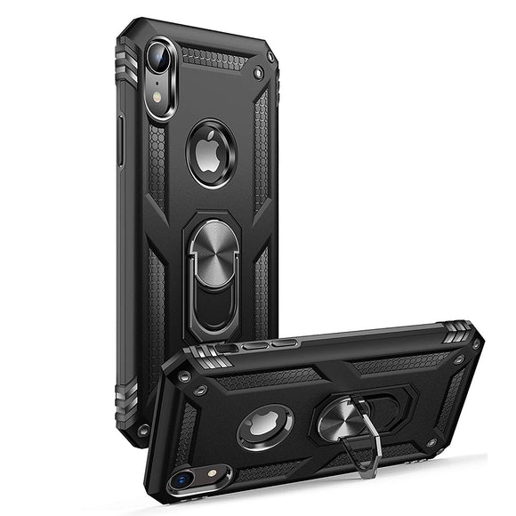 iPhone Rugged Magnetic Kickstand Case - savesummit.com