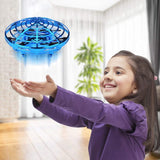 UFO Drone Hand Controlled Induction - savesummit.com