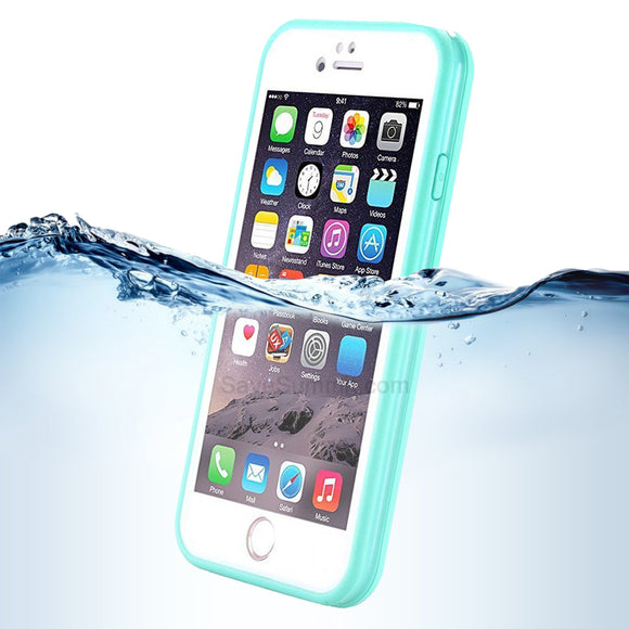 Waterproof iPhone Case Underwater Swimming - savesummit.com
