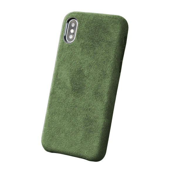 iPhone Suede Case
