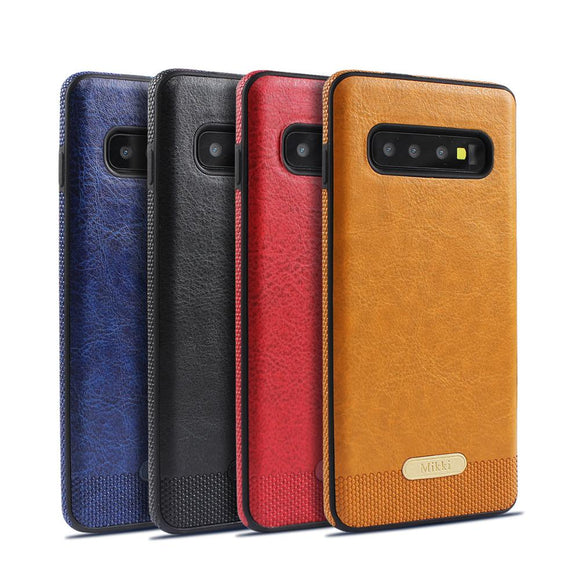 Luxury Leather Samsung Case - savesummit.com
